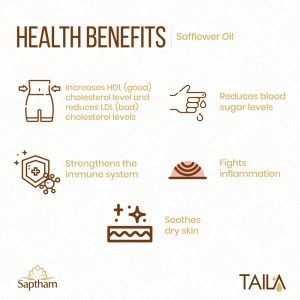 Cold Pressed Oil Health Benefits