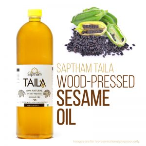 Cold Pressed Organic Sesame Seeds