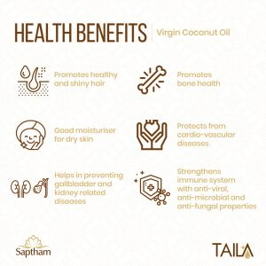 Organic Oil Hair Growth Benefits