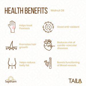 Organic Oil Health Benefits